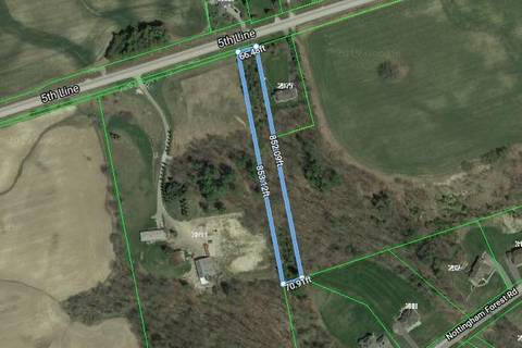 Residential property for sale at Blk 78 Concession Rd 5  Bradford West Gwillimbury Ontario - MLS: N4654352