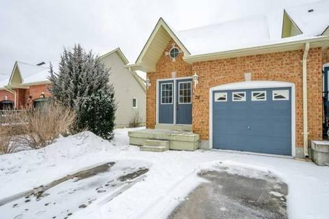 Townhouse for sale at 78 Brookside St Cavan Monaghan Ontario - MLS: X4689406