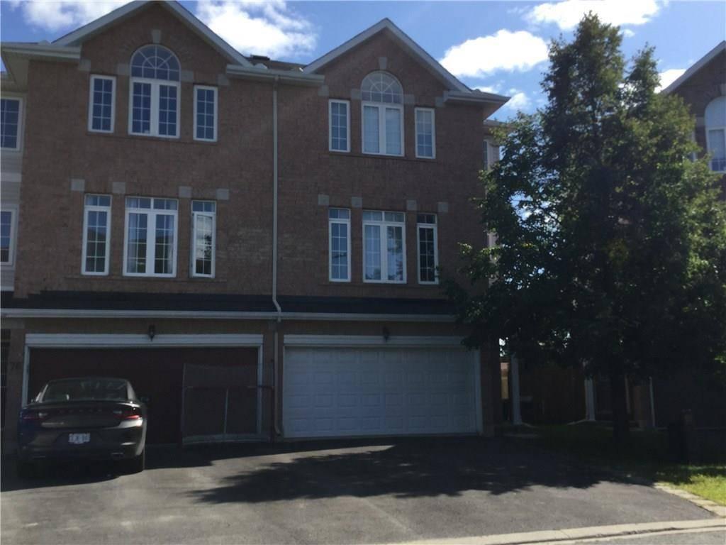 House for sale at 78 Castle Glen Cres Ottawa Ontario - MLS: 1169375