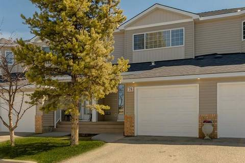 Townhouse for sale at 78 Chaparral Ridge Te Southeast Calgary Alberta - MLS: C4294405