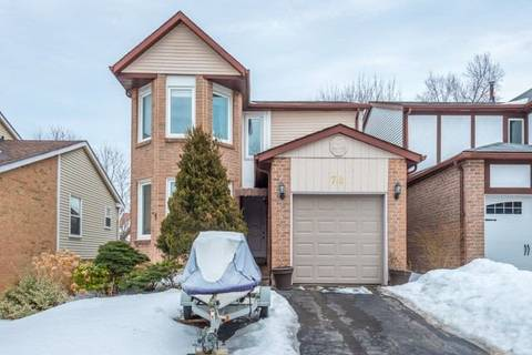 Home for sale at 78 Charnwood Pl Markham Ontario - MLS: N4386103