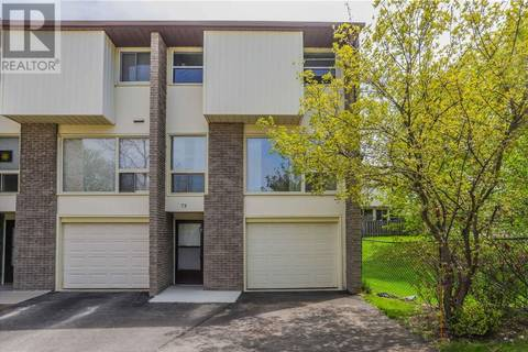 Townhouse for sale at 78 Chiddington Gt London Ontario - MLS: 195961