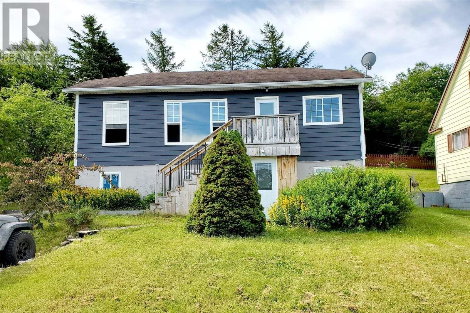 House for sale at 78 Clarence St Corner Brook Newfoundland - MLS: 1217838