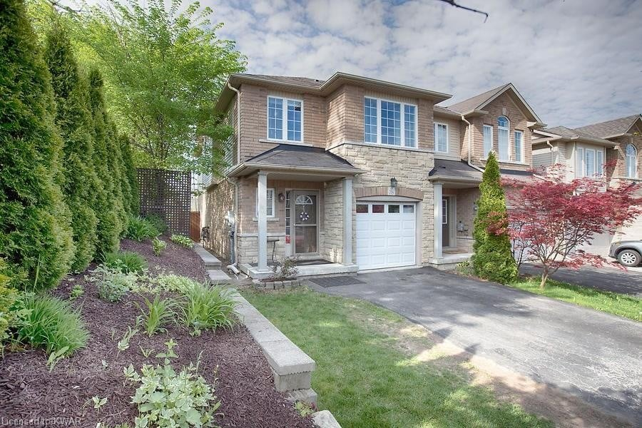 Townhouse for sale at 78 Cornerstone Dr Stoney Creek Ontario - MLS: 30809559