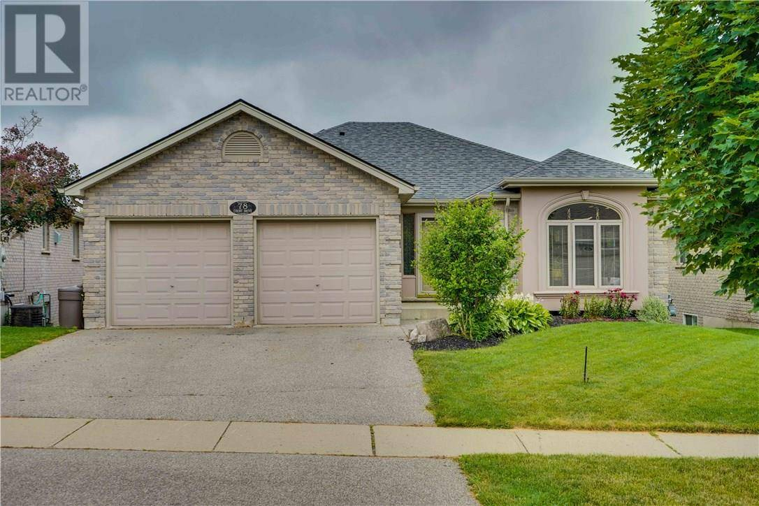 House for sale at 78 Court Dr Paris Ontario - MLS: 30752924