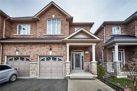 Townhouse for sale at 78 Donald Stewart Cres East Gwillimbury Ontario - MLS: N4735009