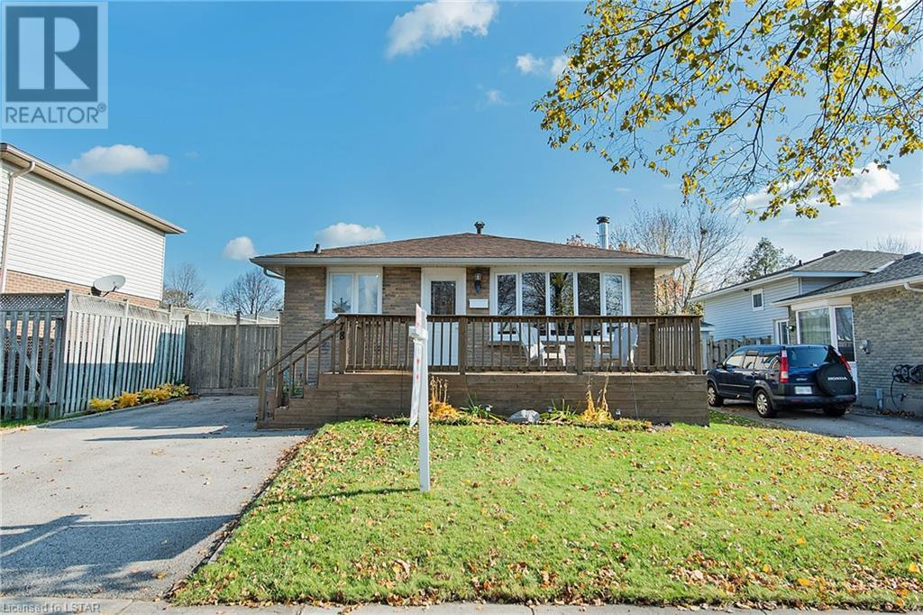 Removed: 78 Dudley Crescent, London, ON - Removed on 2019-11-16 06:06:16