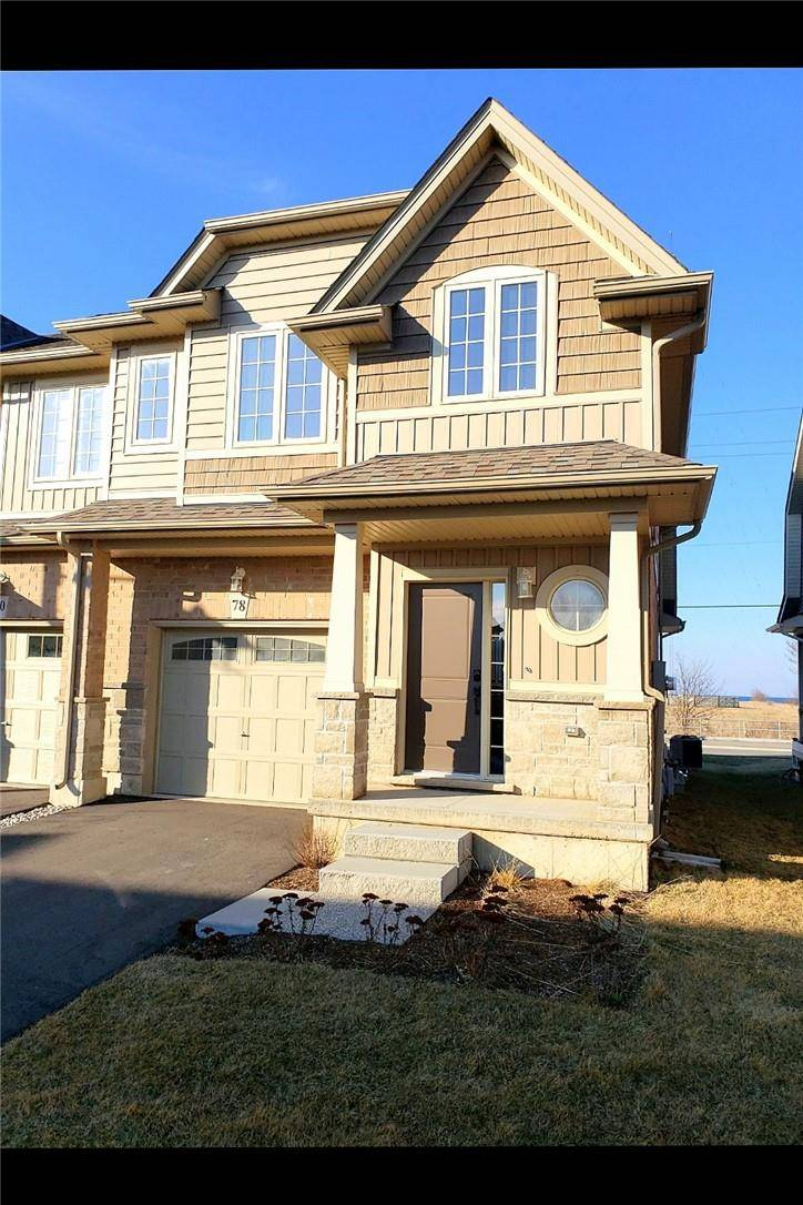 Townhouse for sale at 78 Dunrobin Ln Grimsby Ontario - MLS: H4074130