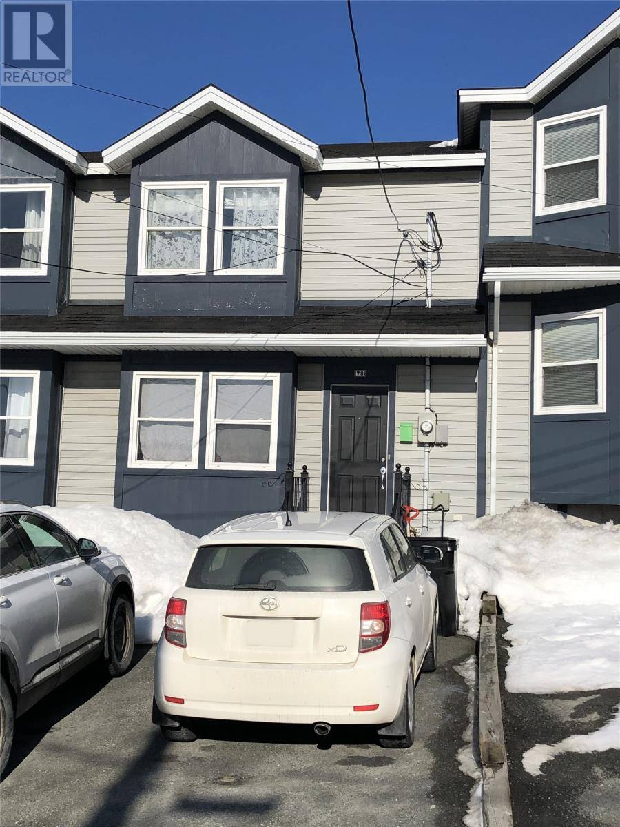 House for sale at 78 Edinburgh St St. John's Newfoundland - MLS: 1212092