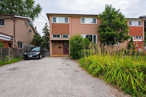Townhouse for sale at 78 Elise Terr Toronto Ontario - MLS: C4542714