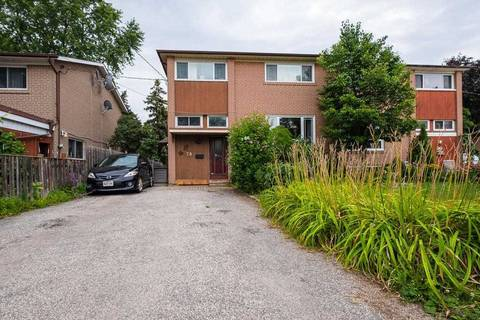 Townhouse for sale at 78 Elise Terr Toronto Ontario - MLS: C4629944