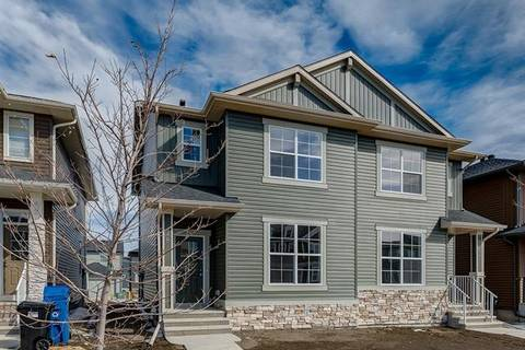 Townhouse for sale at 78 Evanston Hill(s) Northwest Calgary Alberta - MLS: C4292356