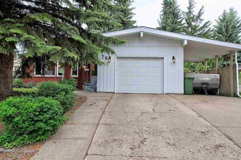 House for sale at 78 Forest Dr St. Albert Alberta - MLS: E4161729