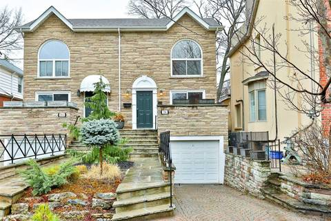 Townhouse for sale at 78 Gormley Ave Toronto Ontario - MLS: C4424241
