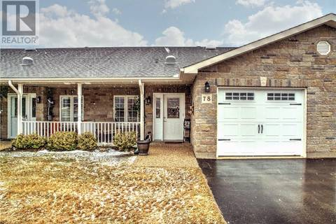 Townhouse for sale at 78 Greenway Dr Wasaga Beach Ontario - MLS: 187676