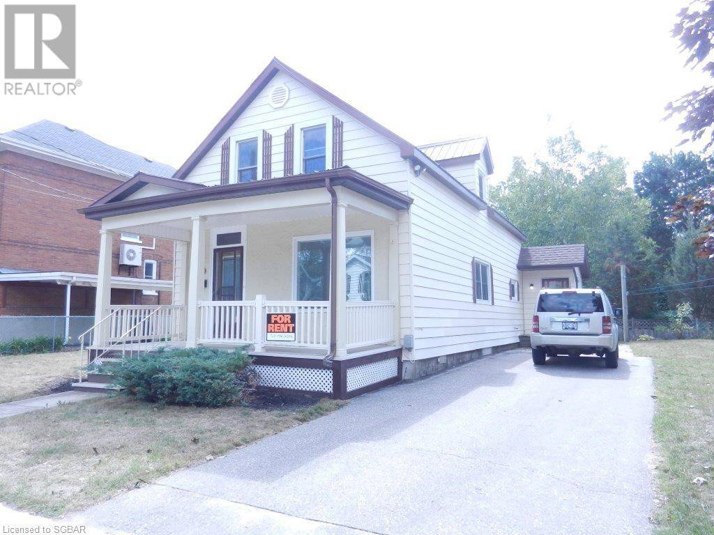 House for rent at 78 Hamilton St Collingwood Ontario - MLS: 220653