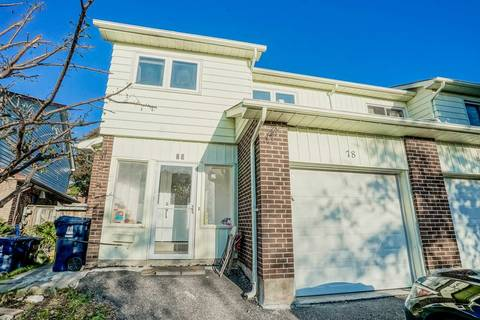 Townhouse for sale at 78 Homedale Dr Toronto Ontario - MLS: E4624595