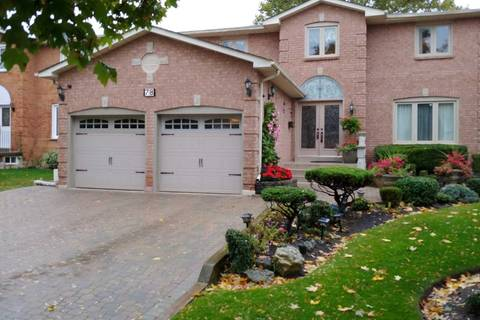 House for sale at 78 Hyde Park Dr Richmond Hill Ontario - MLS: N4620595