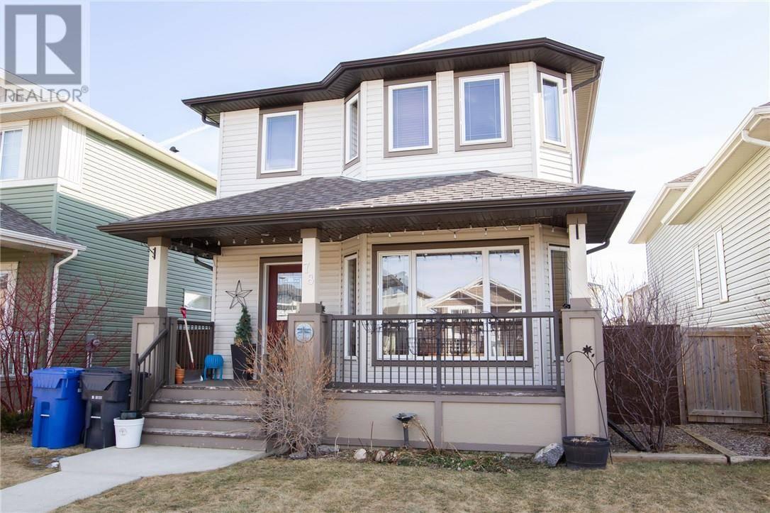 House for sale at 78 Keystone Te W Lethbridge Alberta - MLS: ld0188664