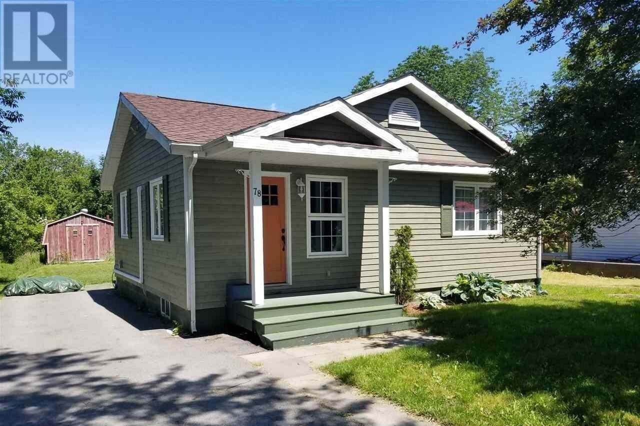 House for sale at 78 King St Shelburne Nova Scotia - MLS: 202006239