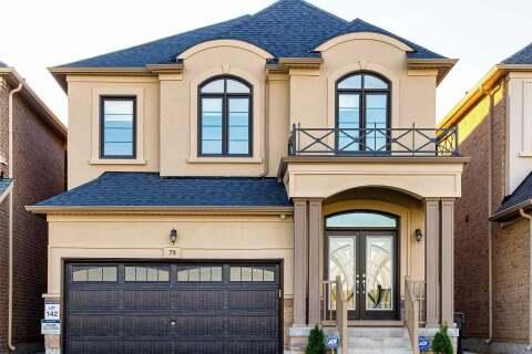 House for sale at 78 Lionhead Golf Club Rd Brampton Ontario - MLS: W4808406