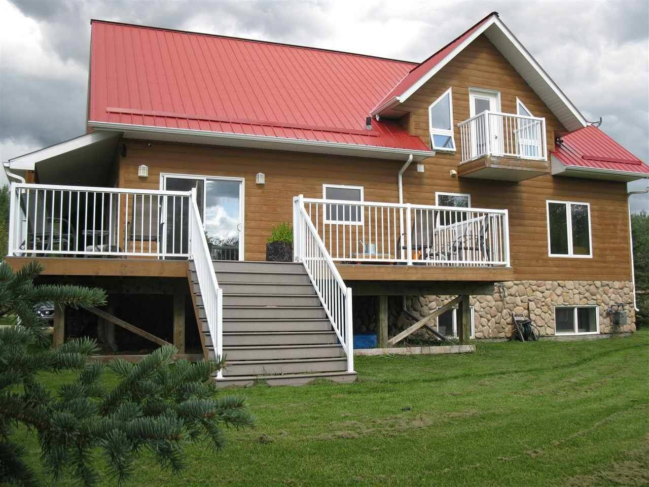House for sale at 78 Lobstick Pl Rural Yellowhead Alberta - MLS: E4172351