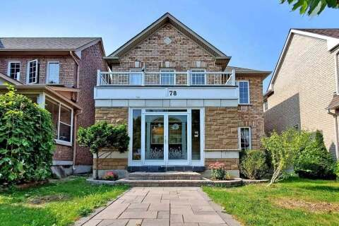 House for sale at 78 Lucien St Markham Ontario - MLS: N4924345