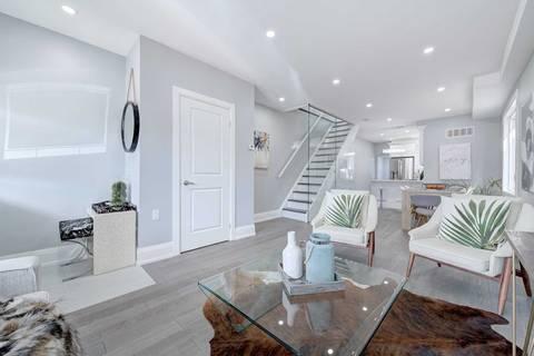 Townhouse for sale at 78 Milverton Blvd Toronto Ontario - MLS: E4505819
