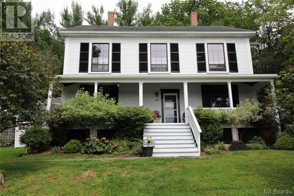 House for sale at 78 Parr St St. Andrews New Brunswick - MLS: NB043791