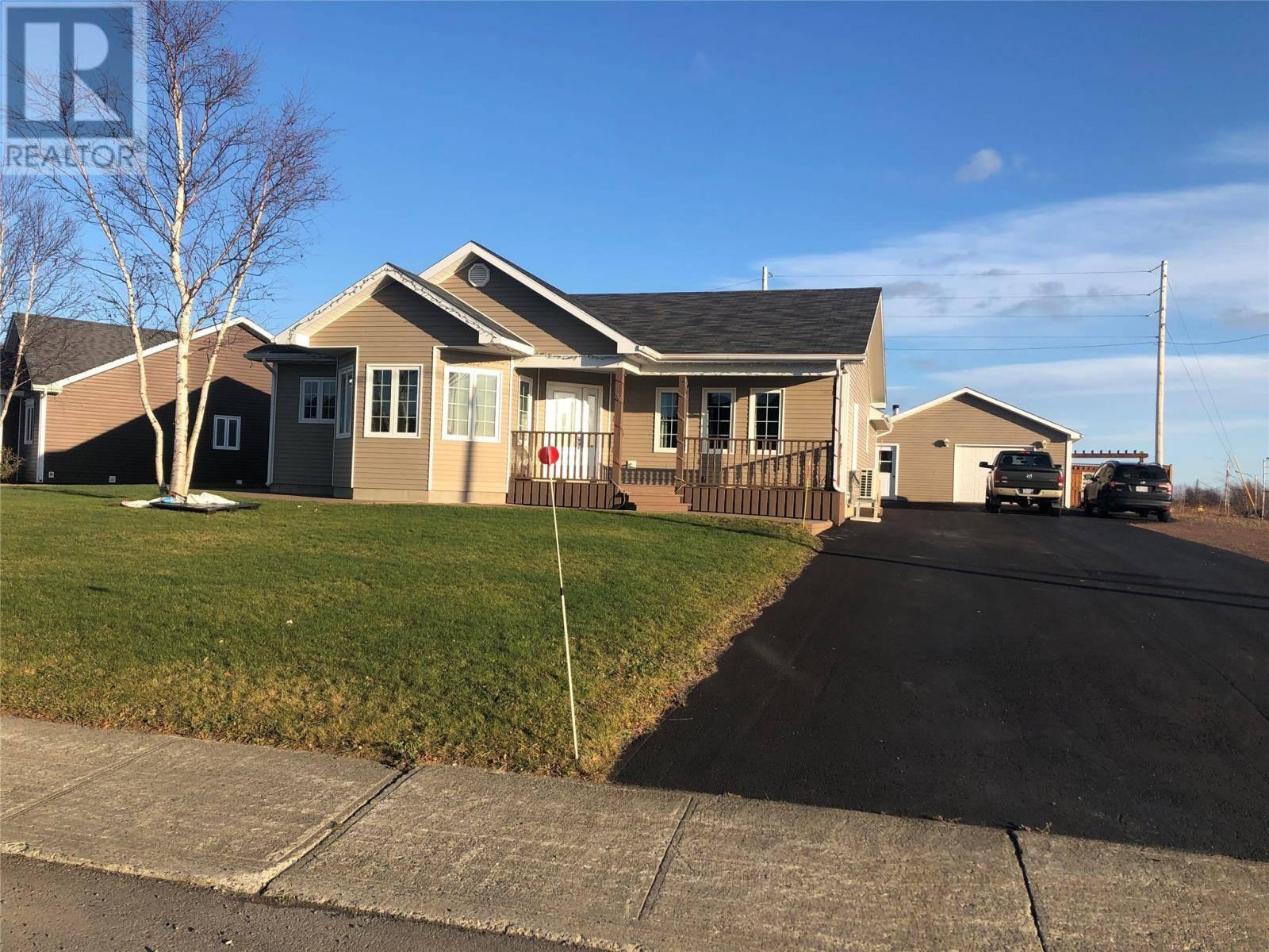 House for sale at 78 Peddle Dr Grand Falls-windsor Newfoundland - MLS: 1207226