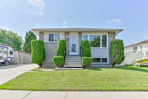 House for sale at 78 Rand St Hamilton Ontario - MLS: X4532739
