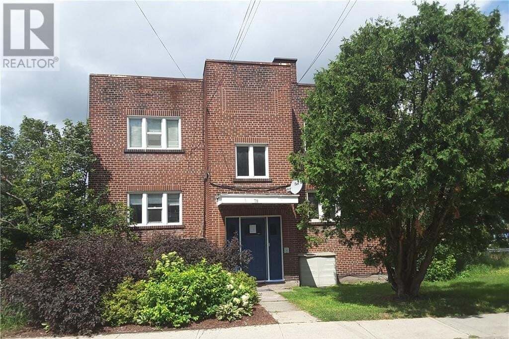 Townhouse for sale at 78 Riverside Dr Sudbury Ontario - MLS: 2084319