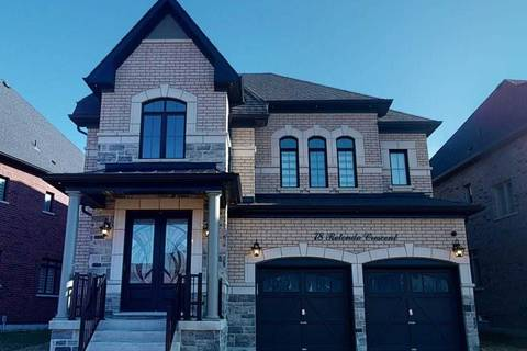 House for sale at 78 Rotondo Cres Vaughan Ontario - MLS: N4736762