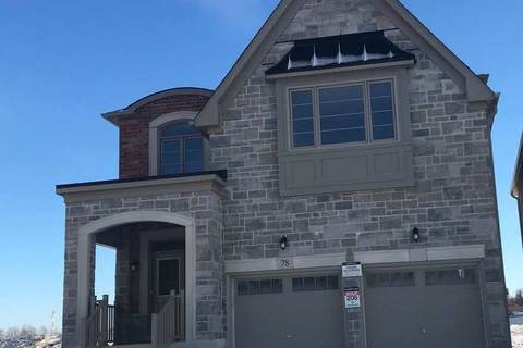 House for rent at 78 Tesla Cres East Gwillimbury Ontario - MLS: N4672656