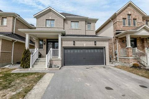House for sale at 78 Weaver Terr New Tecumseth Ontario - MLS: N4727875