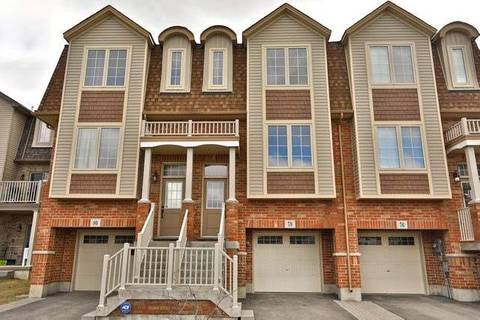 Townhouse for sale at 78 Westbank Tr Hamilton Ontario - MLS: X4412385