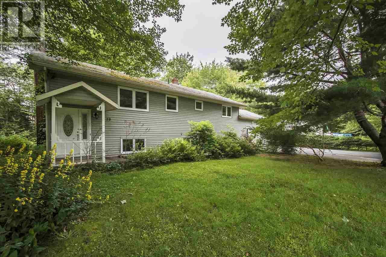 House for sale at 78 Wilcot Ln Dartmouth Nova Scotia - MLS: 201918444