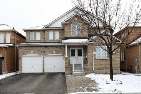 House for rent at 78 Woodvalley Dr Brampton Ontario - MLS: W4660191