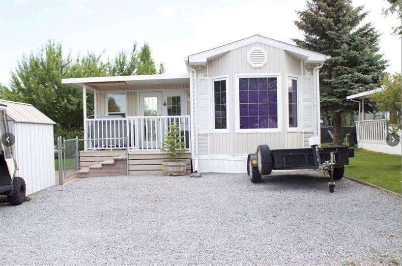 Home for sale at 780 Carefree Resort  Gleniffer Lake, Rural Red Deer County Alberta - MLS: C4266052