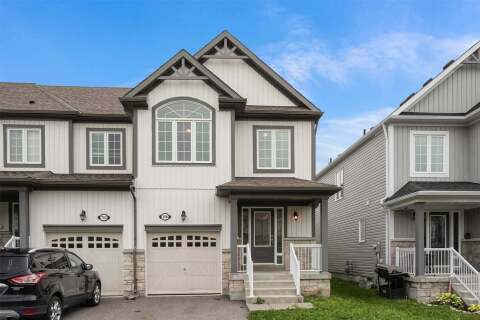 Townhouse for sale at 780 Cook Cres Shelburne Ontario - MLS: X4857754