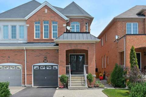 Townhouse for sale at 780 Dow Landing  Milton Ontario - MLS: W4818512