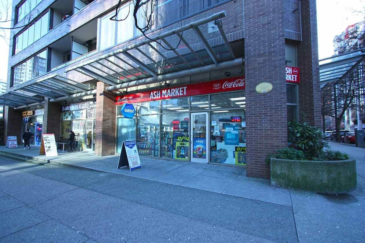 Commercial property for sale at 780 Nelson St Vancouver British Columbia - MLS: C8031334
