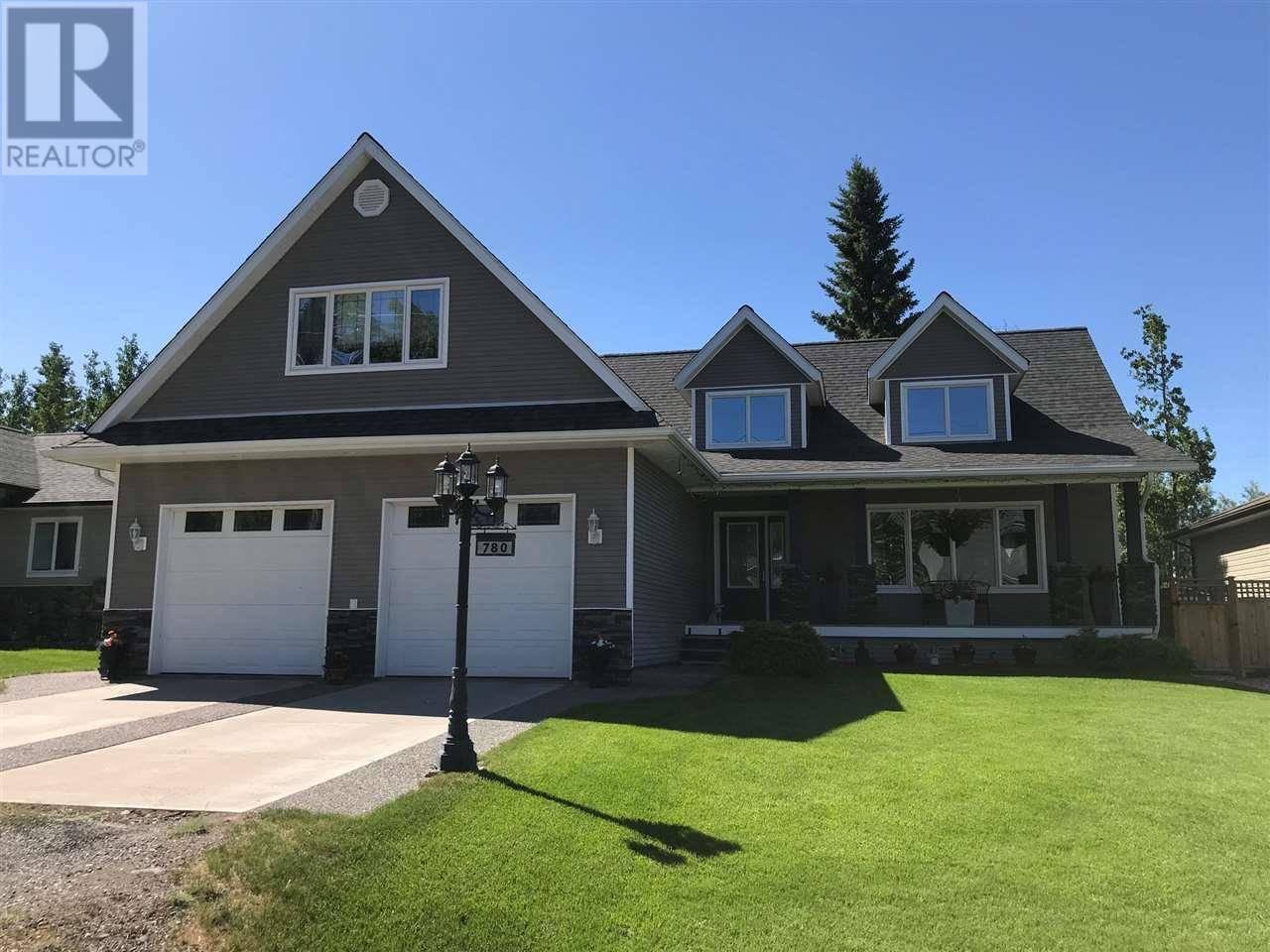 House for sale at 780 Sandy Rd Vanderhoof British Columbia - MLS: R2441524