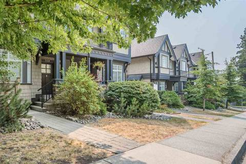 Townhouse for sale at 780 St. Georges Ave North Vancouver British Columbia - MLS: R2452292