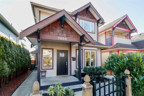 Townhouse for sale at 7800 Bennett Rd Richmond British Columbia - MLS: R2438914