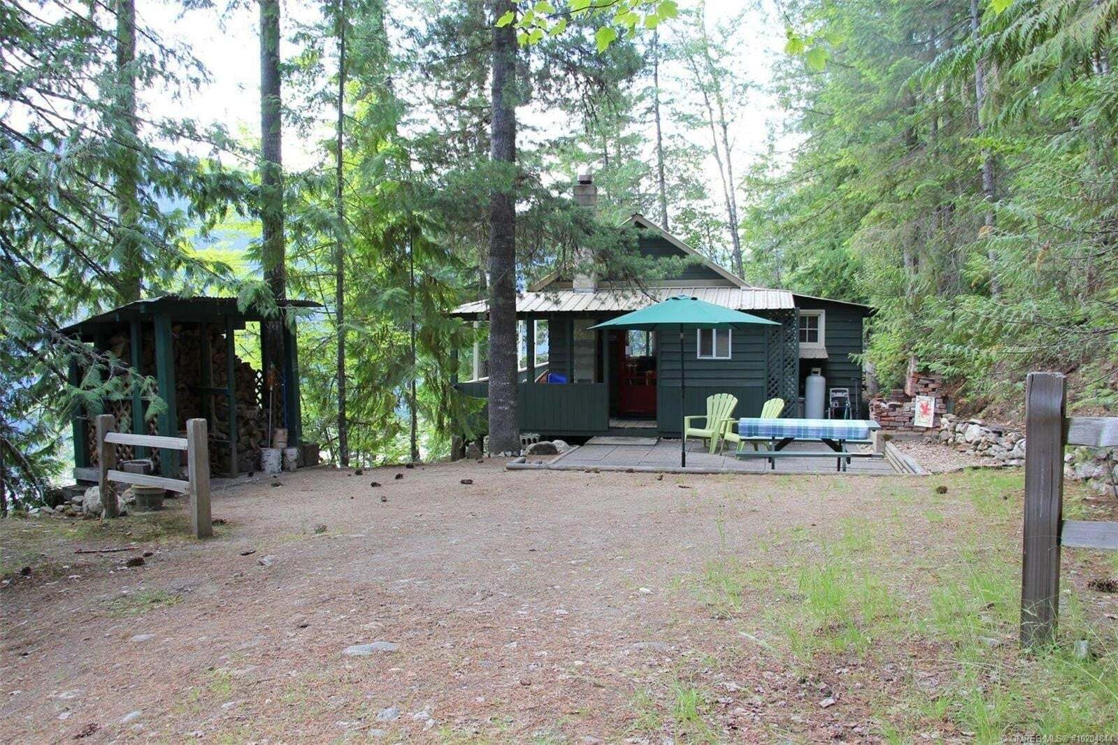 House for sale at 7802 Lumby Mabel Lake Rd Lumby British Columbia - MLS: 10204844