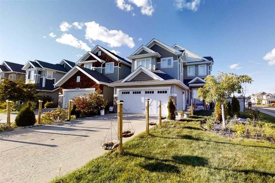 House for sale at 7804 19 Av SW Edmonton Alberta - MLS: E4212622