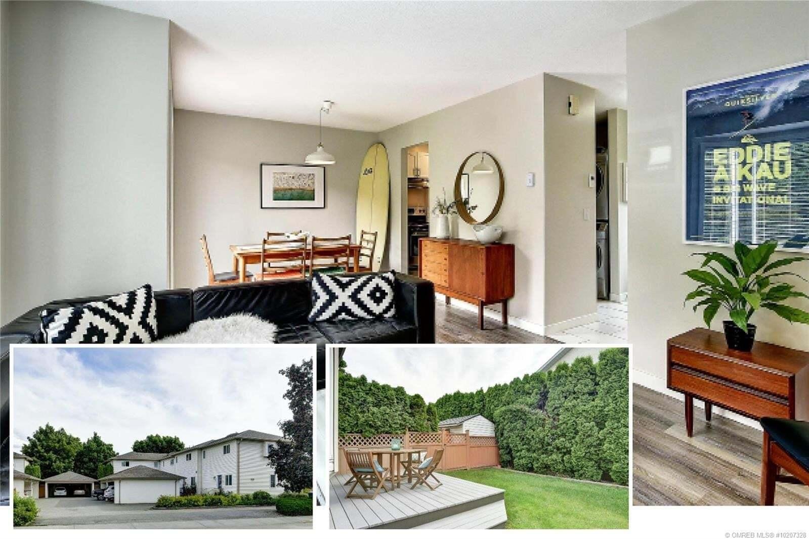 Townhouse for sale at 781 Lanfranco Rd Kelowna British Columbia - MLS: 10207328