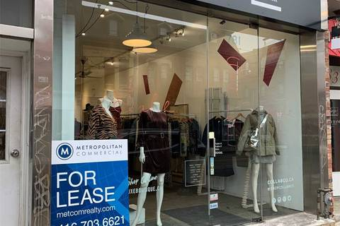 Commercial property for lease at 781 Queen St Toronto Ontario - MLS: C4667546