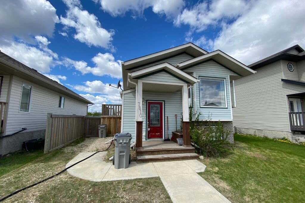 House for sale at 7810 115a St Grande Prairie Alberta - MLS: A1001364